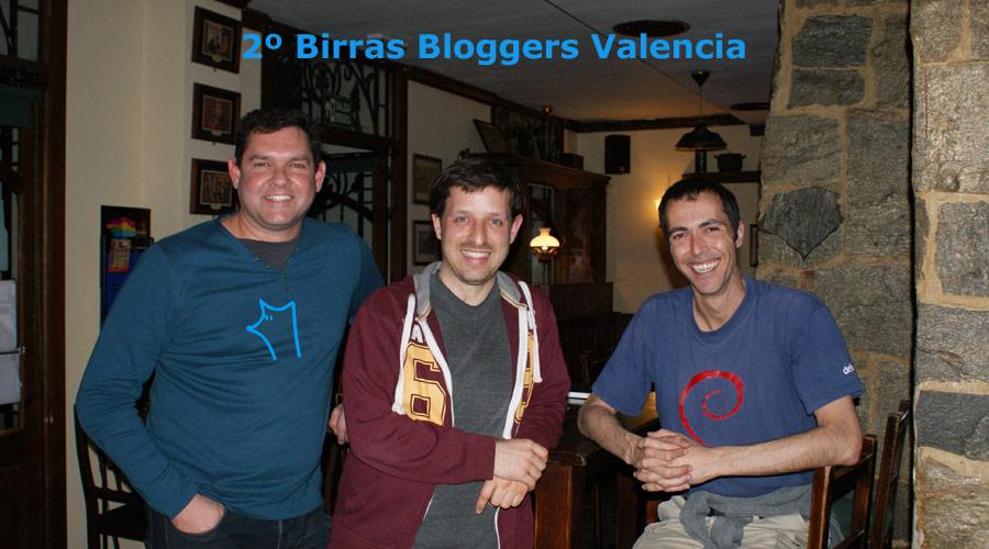Segundo Birras Bloggers Valencia