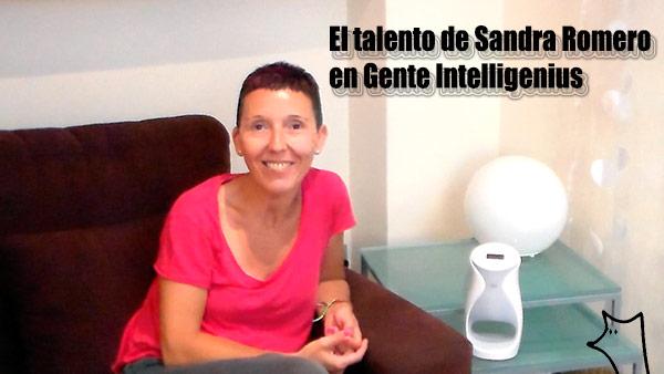 Sandra Romero Emprendedora