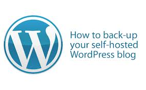 Backup Blog WordPress