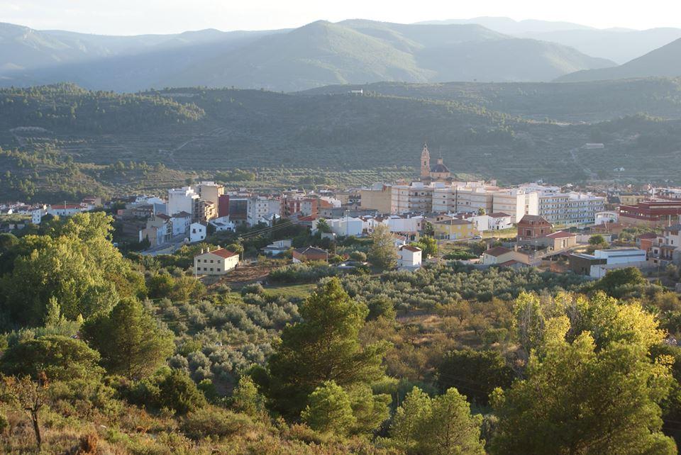 Chelva Serranía del Turia