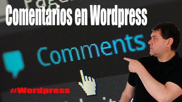 comentarios en wordpress - Curso de WordPress para Bloggers Principiantes