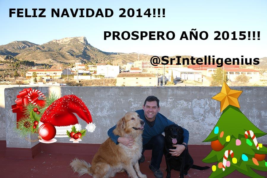 Feliz Navidad 2014 - Sr Intelligenius