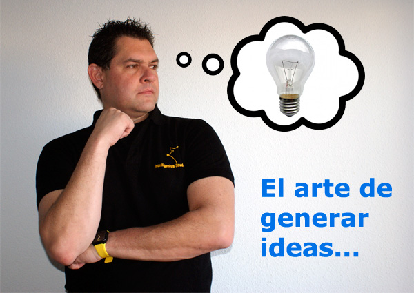 generar ideas creativas