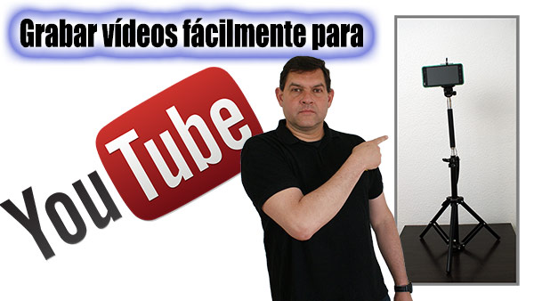 Grabar videos facilmente para Youtube