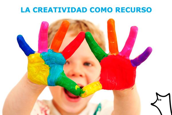 La creatividad como recurso