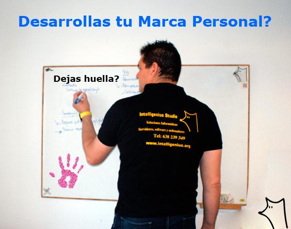 desarrollo de marca personal