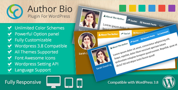plugin autor wordpress