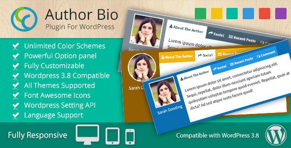 plugin autor wordpress