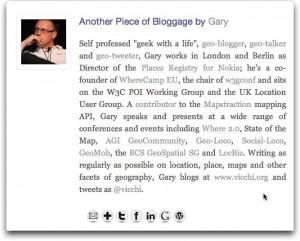 plugin wp biographia
