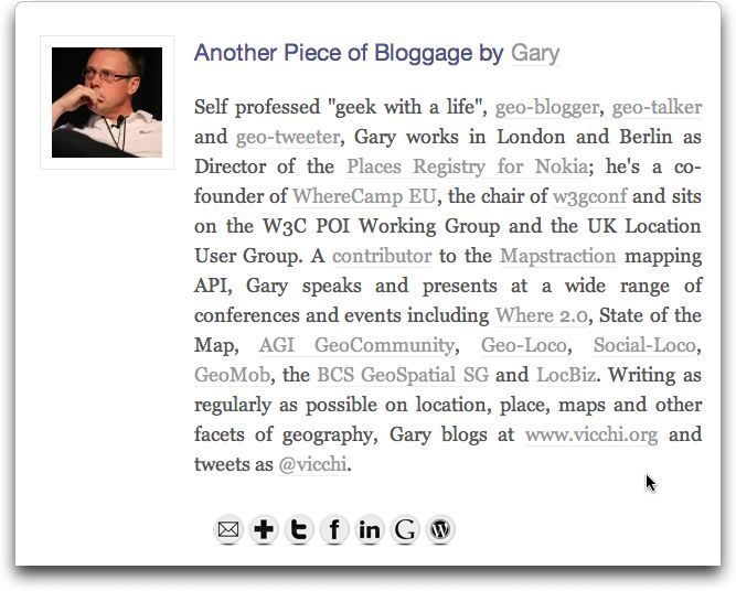 plugin wp biographia