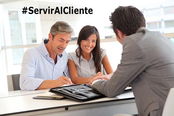 Servir al Cliente